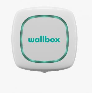 Carregador cotxe elèctric Wallbox Pulsar 7,4 kW